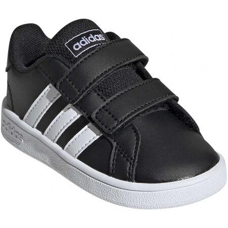 adidas GRAND COURT I - Dětská volnočasová obuv