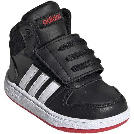 adidas HOOPS MID 2.0 I - Detská voľnočasová obuv