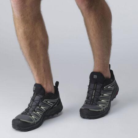 Pánska turistická obuv - Salomon X ULTRA 3 GTX - 12