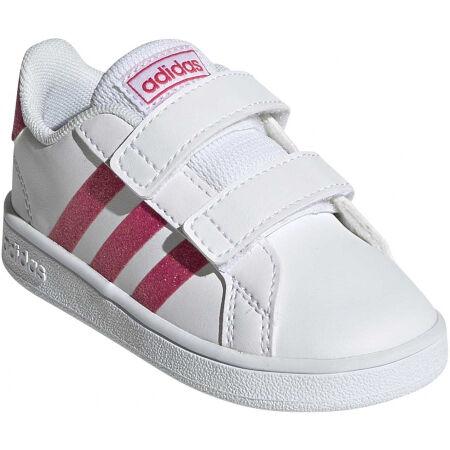 adidas GRAND COURT I - Детски обувки за свободното време