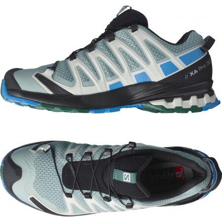Мъжки туристически обувки за бягане - Salomon XA PRO 3D V8 - 5
