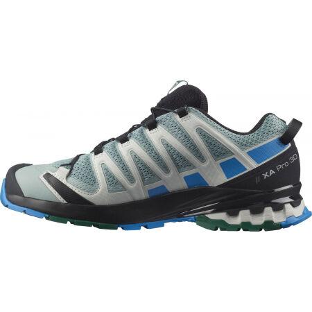 Мъжки туристически обувки за бягане - Salomon XA PRO 3D V8 - 4