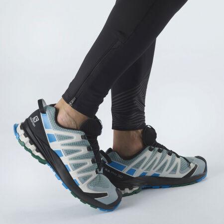 Мъжки туристически обувки за бягане - Salomon XA PRO 3D V8 - 7