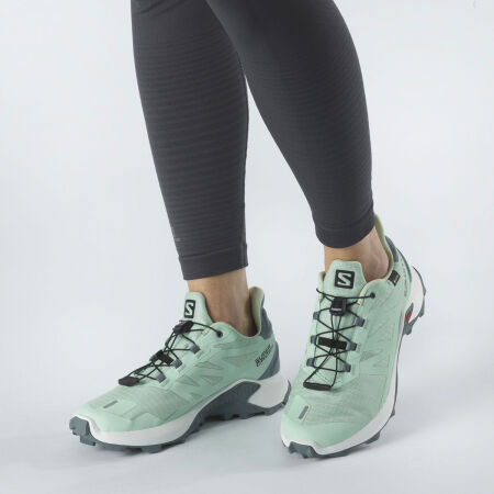 Дамски обувки за бягане - Salomon SUPERCROSS 3 GTX W - 7