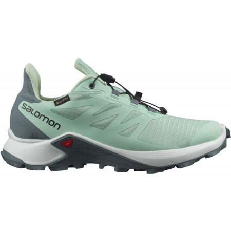 Дамски обувки за бягане - Salomon SUPERCROSS 3 GTX W - 2