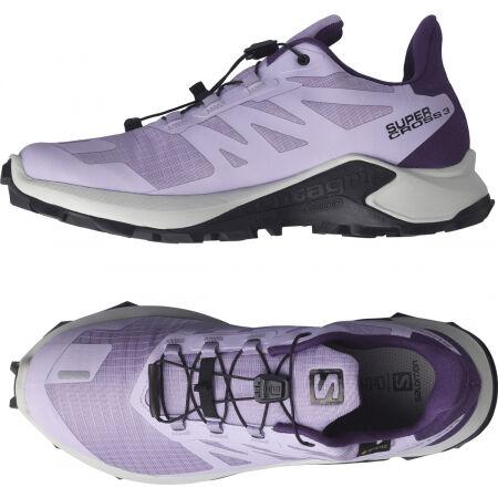Дамски обувки за бягане - Salomon SUPERCROSS 3 GTX W - 5