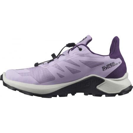 Дамски обувки за бягане - Salomon SUPERCROSS 3 GTX W - 4