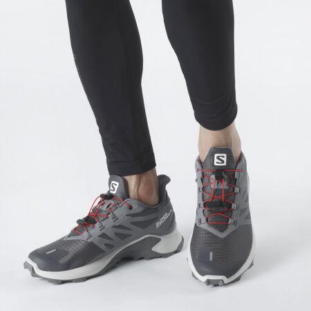 Мъжки обувки за планинско бягане - Salomon SUPERCROSS 3 - 7