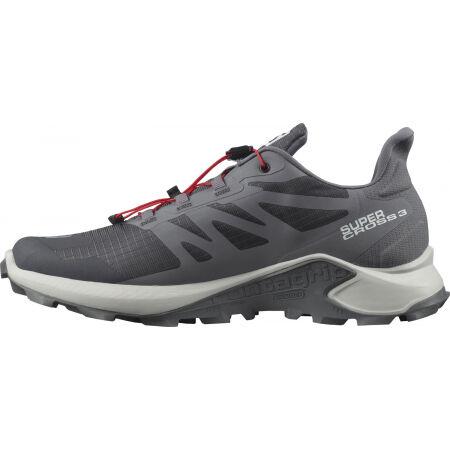 Мъжки обувки за планинско бягане - Salomon SUPERCROSS 3 - 4