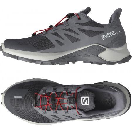 Мъжки обувки за планинско бягане - Salomon SUPERCROSS 3 - 5