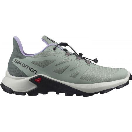 Damen Trailrunning-Schuhe - Salomon SUPERCROSS 3 W - 2