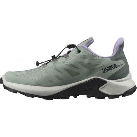 Damen Trailrunning-Schuhe - Salomon SUPERCROSS 3 W - 4
