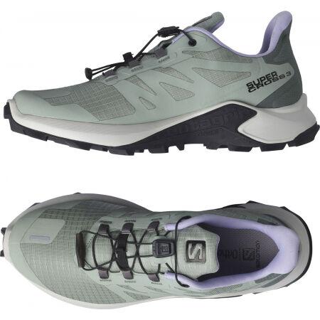 Damen Trailrunning-Schuhe - Salomon SUPERCROSS 3 W - 5