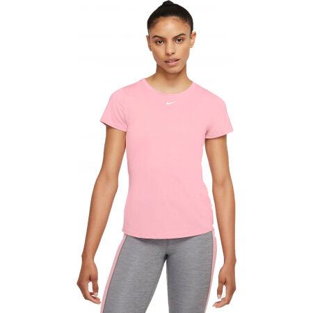 Nike ONE DF SS SLIM TOP W - Dámské tréninkové tričko