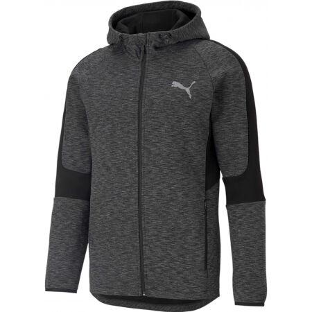 Puma EVOSTRIPE  FZ HOODIE - Sports sweatshirt