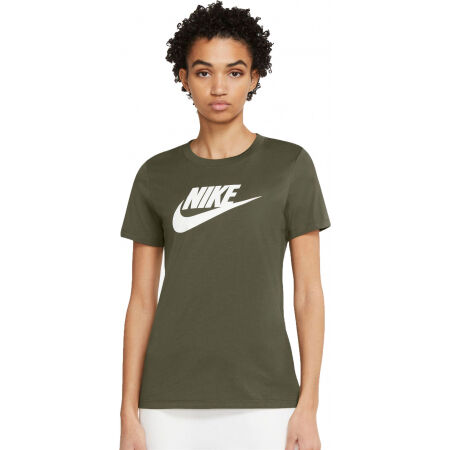Nike NSW TEE ESSNTL ICON FUTURA - Damen Shirt