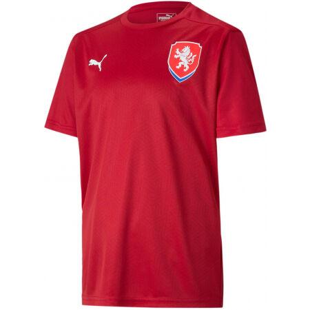 Puma NATIONAL TEAMS MATCHDAY REPLICA - Футболна фланелка за момчета