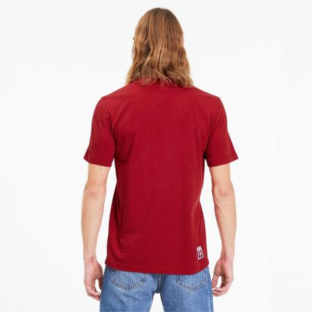 Men's football T-shirt - Puma FACR PUMA DNA TEE - 3
