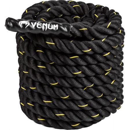 Venum CHALLENGER BATTLE ROPE 12 M - Posilňovacie lano
