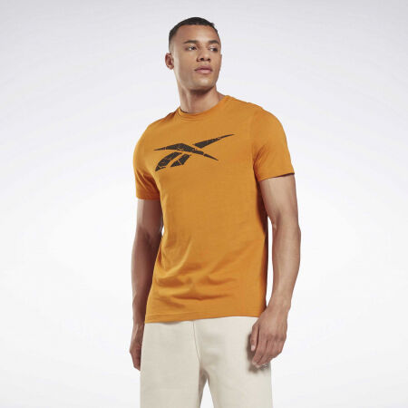 Мъжка тениска - Reebok VECTOR STATEMENT TEE - 2