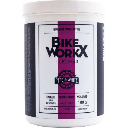 Bikeworkx LUBE STAR WHITE 100 G - Gęsty smar rowerowy