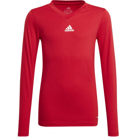adidas TEAM BASE TEE Y - Juniors' football T-shirt