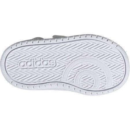 Încălțăminte casual copii - adidas HOOPS MID 2.0 I - 5