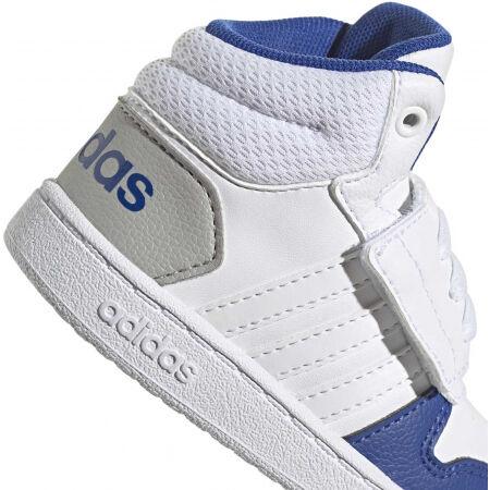 Încălțăminte casual copii - adidas HOOPS MID 2.0 I - 7
