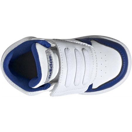 Încălțăminte casual copii - adidas HOOPS MID 2.0 I - 4