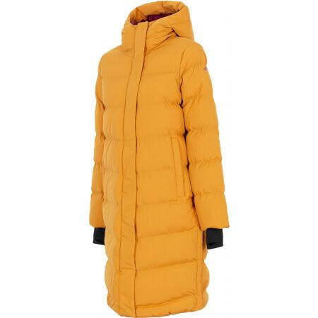 4F WOMEN´S JACKETS - Dámský prošívaný kabát