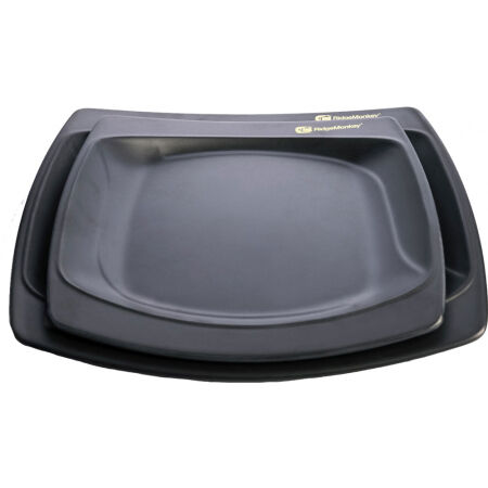 RIDGEMONKEY SQ DLX MELAMINE PLATE PACK 2KS - Комплект съдове за хранене