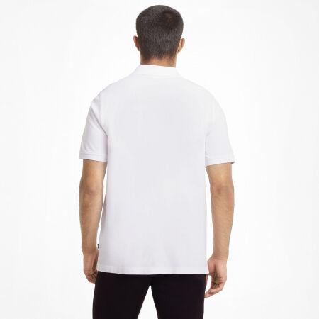Pánske polo tričko - Puma ESS PIQUE POLO - 4