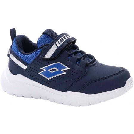 Dětská volnočasová obuv - Lotto SPACEBREEZE CL SL - 1