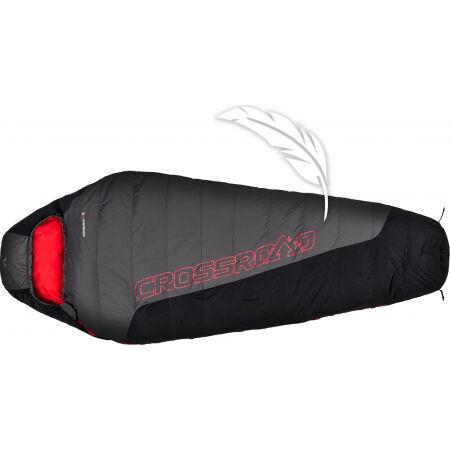 Páperový spací vak - Crossroad MIRAGE 210 - 3