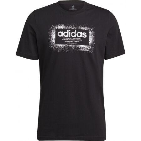 adidas SPRY BX TEE - Koszulka męska