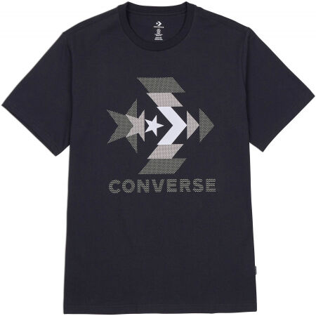 Converse ZOOMED IN GRAPPHIC TEE - Мъжка тениска