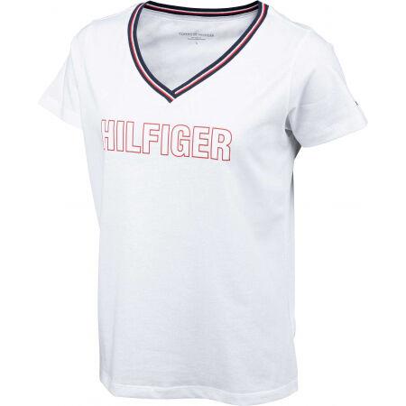 Tommy Hilfiger CN TEE SS - Момичешка тениска