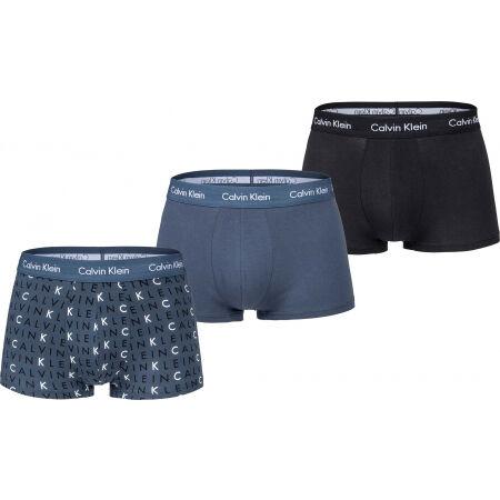 Calvin Klein LOW RISE TRUNK 3PK - Мъжки боксерки