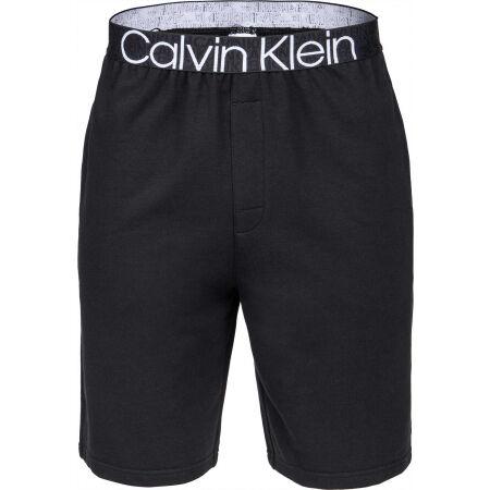 Calvin Klein SLEEP SHORT - Spodenki do spania męskie