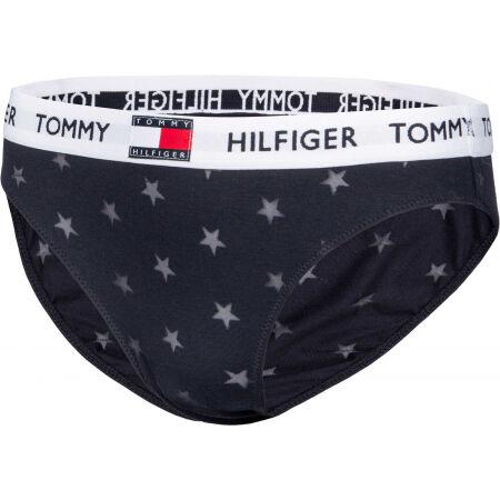Tommy Hilfiger BIKINI BURNOUT - Dámské kalhotky