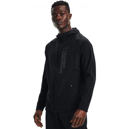 Men's jacket - Under Armour OUTRUN THE STORM JACKET - 4