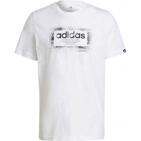 adidas SPRY BX TEE - Pánske tričko