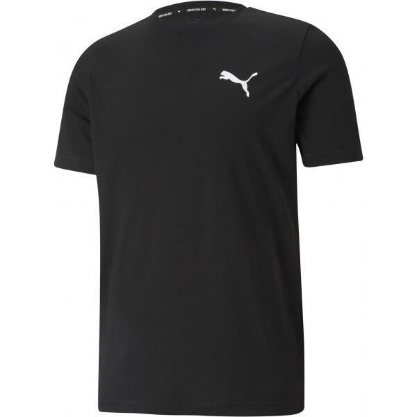 Puma ACTIVE SMALL LOGO TEE - Pánske športové tričko