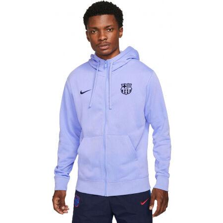 Nike FCB M NSW CLUB HOODIE FZ FT