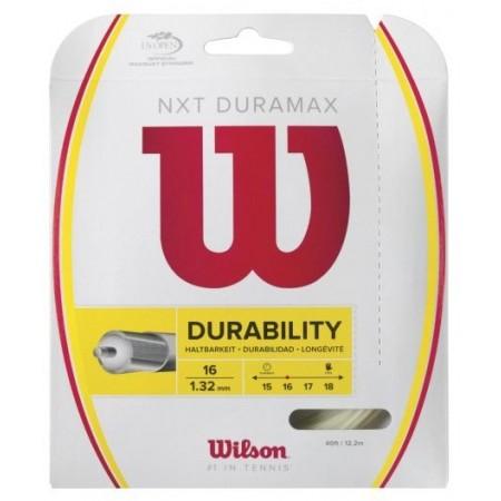 Badmintonový výplet - Wilson NXT DURAMAX 16