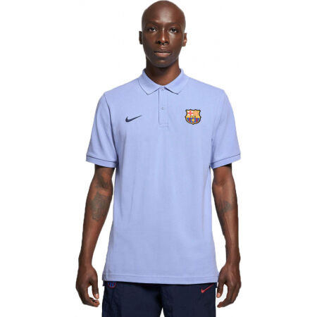 Nike FCB M NSW POLO PQ CRE - Koszulka piłkarska męska