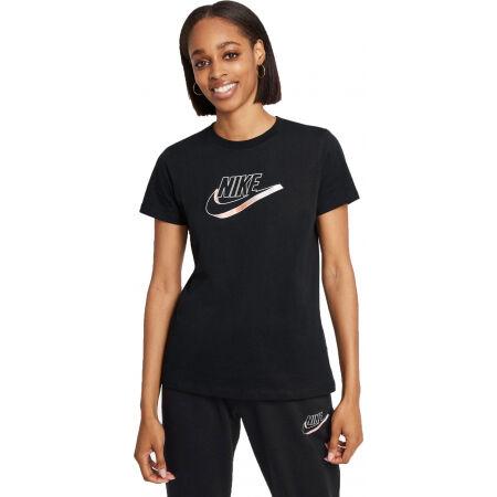 Nike NSW TEE FUTURA W - Damenshirt