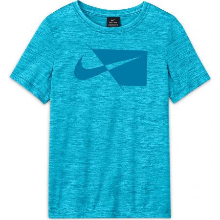 Nike DRY HBR SS TOP B