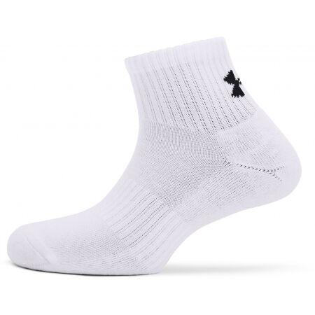 Ponožky - Under Armour UA CORE QTR 3PK - 3