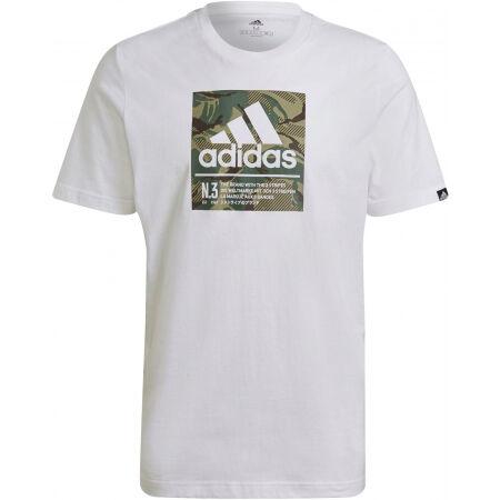 adidas CMO TEE - Koszulka męska